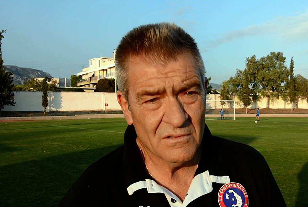 , Ν. Παντέλης: «Θα μπορούσε να διεξαχθεί και η Football League»