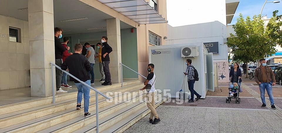 , Αστέρας Αρφαρών- Σακκάς: Αρνητικά όλα τα τεστ κορονοϊού μετά το θετικό κρούσμα στην ομάδα