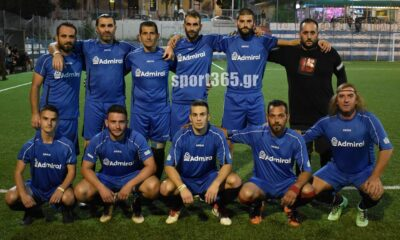 , Σκόρερ 3ου Ομίλου Β' τοπικής: Στην 1η θέση ο Καρρόπουλος