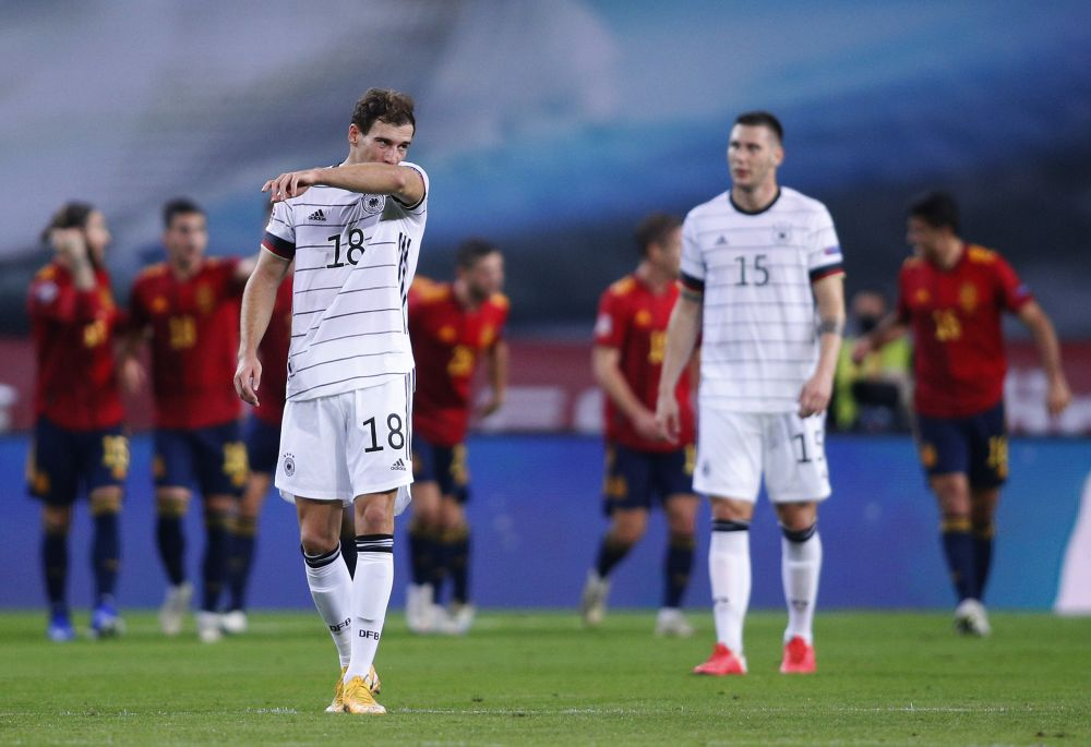 , Nations League: Οι Ισπανοί έκαναν… πλάκα στους Γερμανούς (6-0)- BINTEO