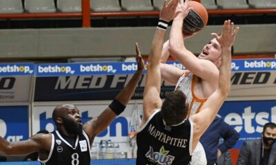 , Basket League: Εμφατική η πρώτη νίκη του ΠΑΟΚ