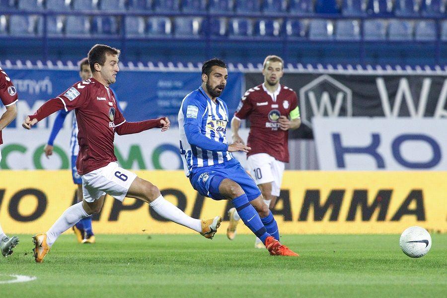 , Super league: Πήρε βαθμό (2-2) στο Περιστέρι ο Απόλλωνας Σμύρνης- BINTEO