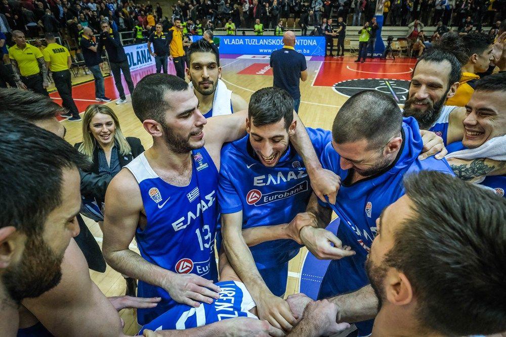 , Eurobasket 2022: Το πρόγραμμα της Εθνικής στην «φούσκα» του Σαράγεβο