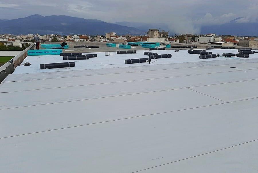 , Κλειστό Μεσσήνης: Μόνωση της οροφής, φωτισμός LED και νέες μπασκέτες