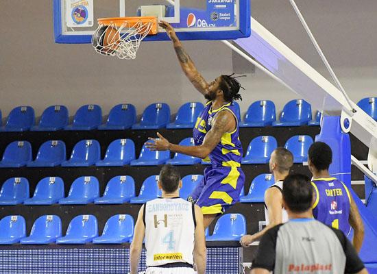 """, Basket League: Πρώτη νίκη ο Κολοσσός, """"διπλό"""" Ηρακλή στη Νίκαια"""
