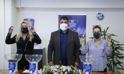 , Λεουτσάκος: Σειρά έχει η Football league