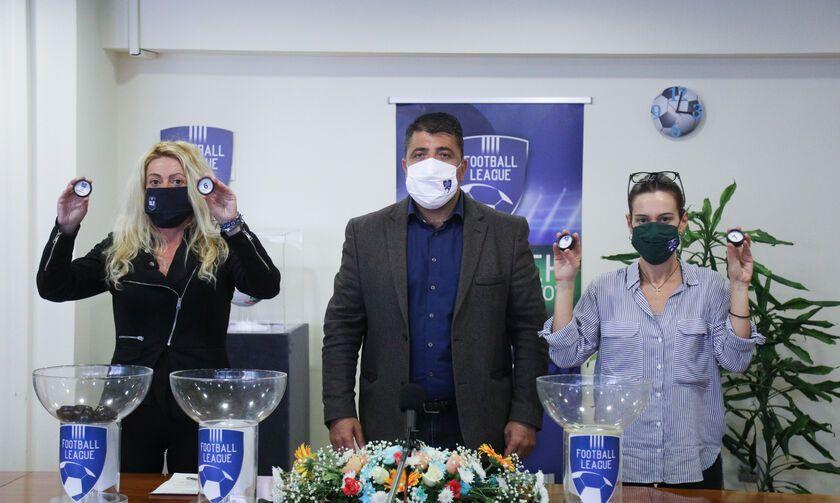 , Football League: Υπογράφουν το υγειονομικό πρωτόκολλο