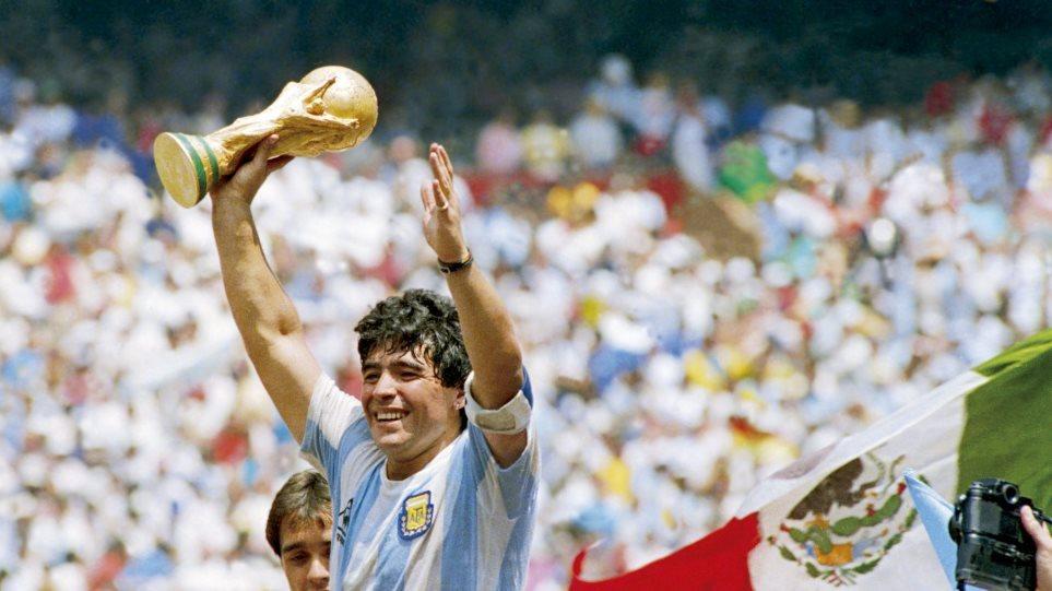 , Το ERTFLIX τιμά τον Ντιέγκο Μαραντόνα: Τα ματς με Αγγλία, Βέλγιο, Γερμανία από το Mexico '86