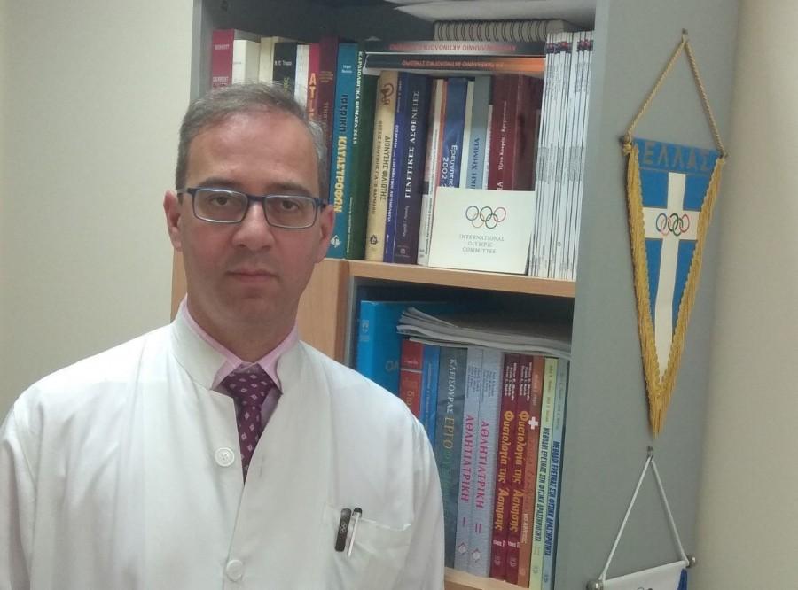 , Γιώργος Μαρίνος: Πώς οι αθλητές θα ξεπεράσουν τις επιπτώσεις της πανδημίας