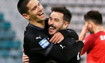 , Super League: Ισοπαλία (2-2) ανάμεσα σε Λαμία και Αστέρα Τρίπολης