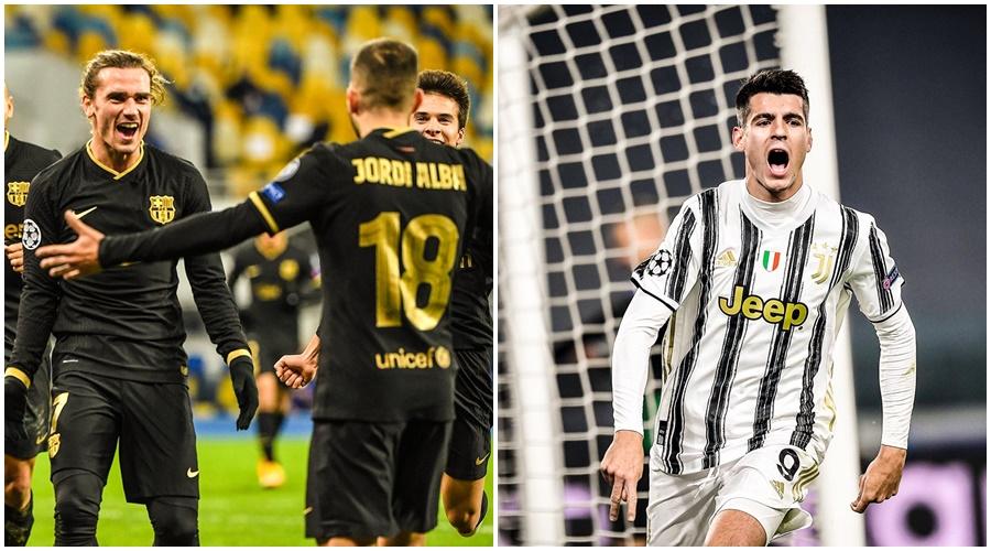 , Champions League: Στους «16» Γιουβέντους, Μπαρτσελόνα, Tσέλσι και Σεβίλλη (βίντεο)