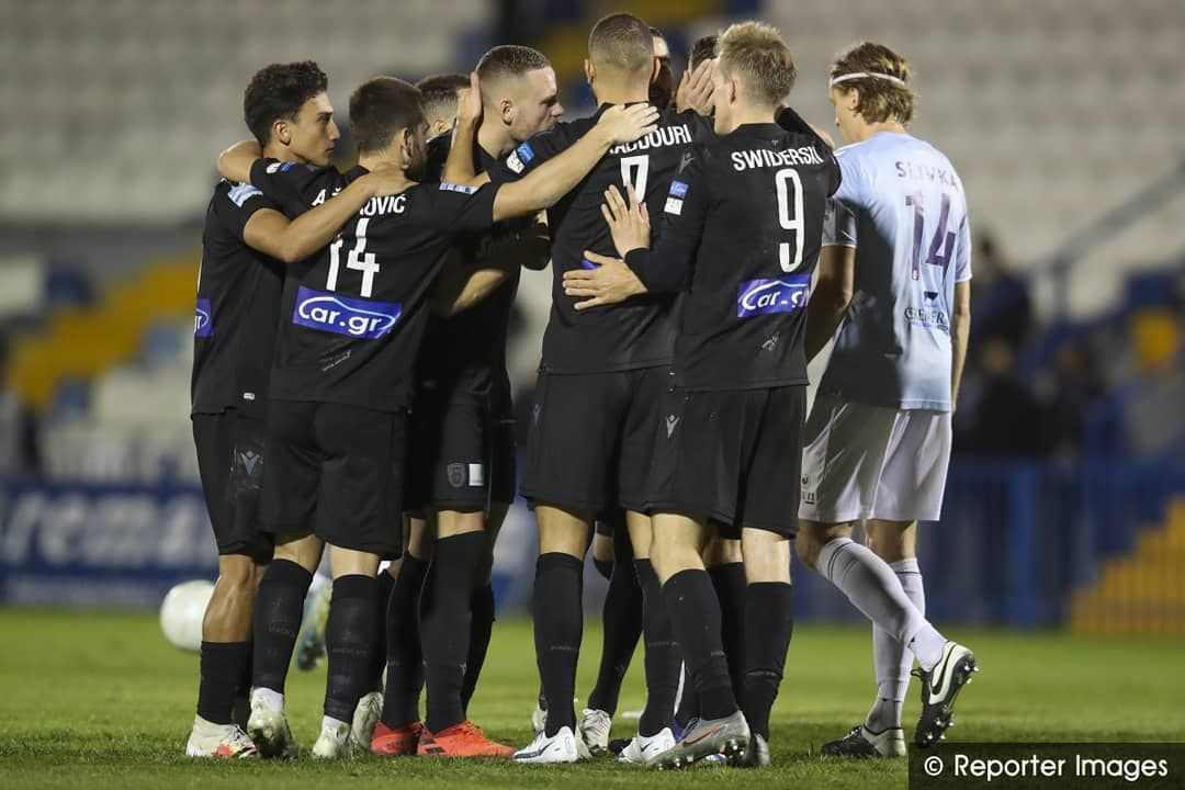 , Super League: Διπλό του ΠΑΟΚ στη Ριζούπολη, 3-1 τον Απόλλωνα