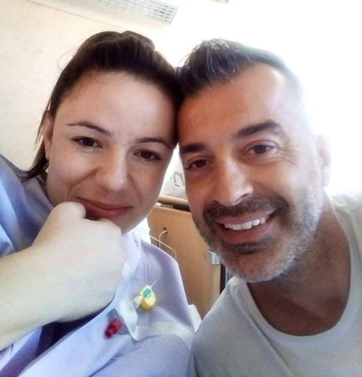 , Πατέρας για δεύτερη φορά ο Δημήτρης Σώκαλης- Ευχές του Πατίστα