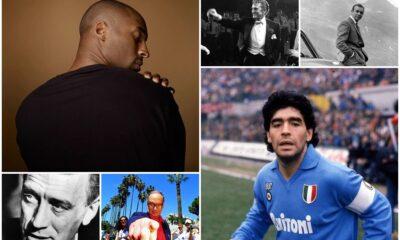 , Ανασκόπηση: Κόμπι, Μαραντόνα, Κόνερι, Μορικόνε και άλλες 25 προσωπικότητες που έφυγαν μέσα στο 2020