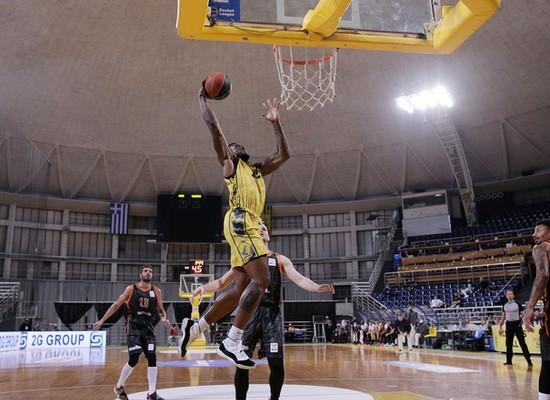 , Basket League: Νίκη θρίλερ με σούπερ Ματσιούλις η ΑΕΚ στο ντέρμπι των δικεφάλων