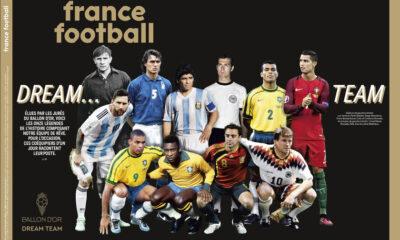 , France Football: Αυτές είναι οι τρεις καλύτερες ενδεκάδες όλων των εποχών