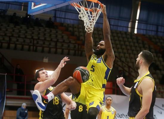 , Basket League: Δεύτερη σερί νίκη με τρίποντη εκτέλεση το Λαύριο, 92-71 τον Άρη