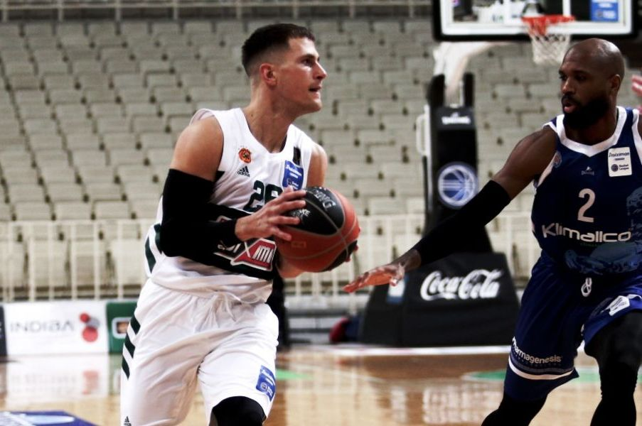 , Basket league: Κατοστάρα ο Παναθηναϊκός, νίκη-θρίλερ ο ΠΑΟΚ