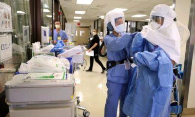 , Κορονοϊός: 36 θάνατοι- 1269 νέα κρούσματα, 6 στην Μεσσηνία