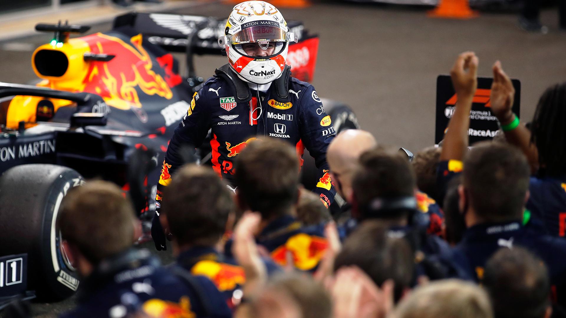 , Formula 1: Φερστάπεν και Red Bull πανηγύρισαν στο φινάλε του Παγκοσμίου πρωταθλήματος
