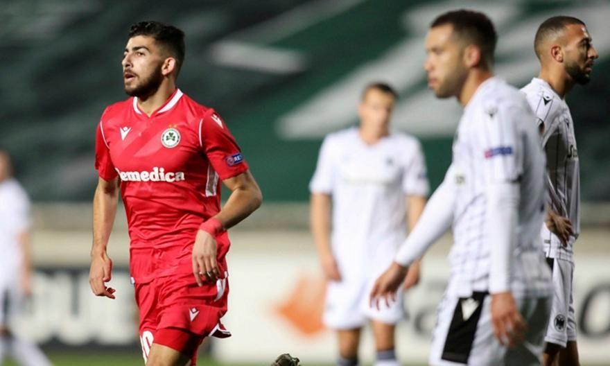 , Αντίο Ευρώπη για τον ΠΑΟΚ που έχασε 2-1 στην Κύπρο από την Ομόνοια (βίντεο)