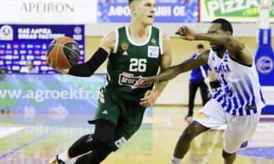 , Basket League: Με Νέντοβιτς και Μήτογλου πέρασε από τον «κάμπο» ο Παναθηναϊκός