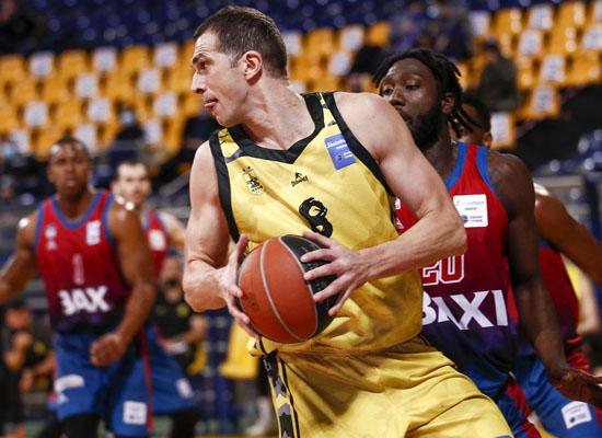 ", Basket League: ""Στοπ"" του Προμηθέα στο Λαύριο, ο ΠΑΟΚ πήρε το ντέρμπι"