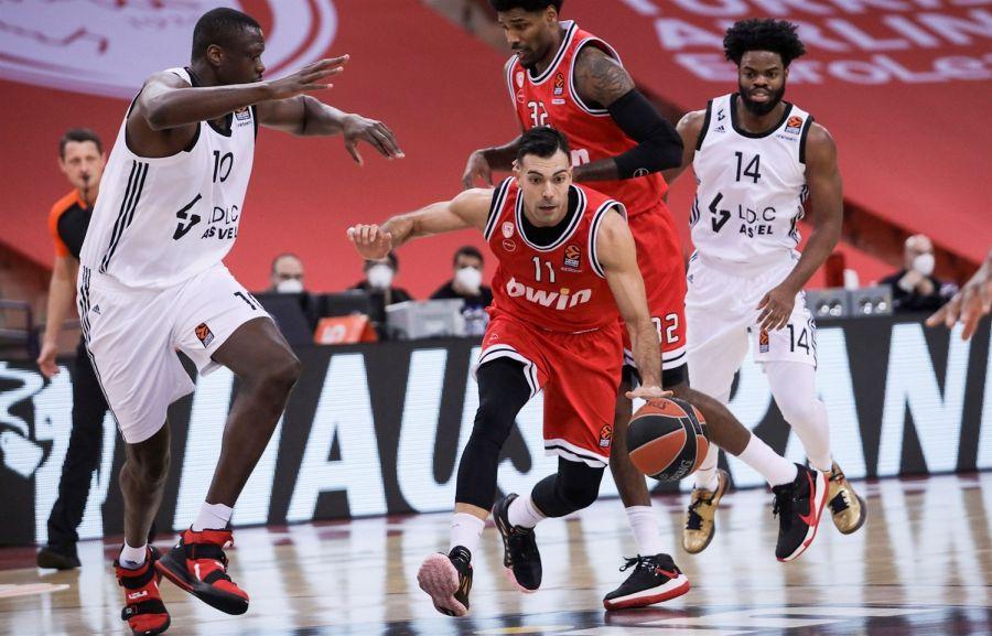 , Euroleague: Τα… ρέστα του στο Μιλάνο ο Ολυμπιακός