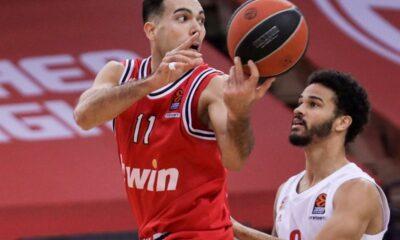 , Το πανόραμα της 19ης αγωνιστικής της Euroleague: «Πάτησε» 8άδα ο Ολυμπιακός