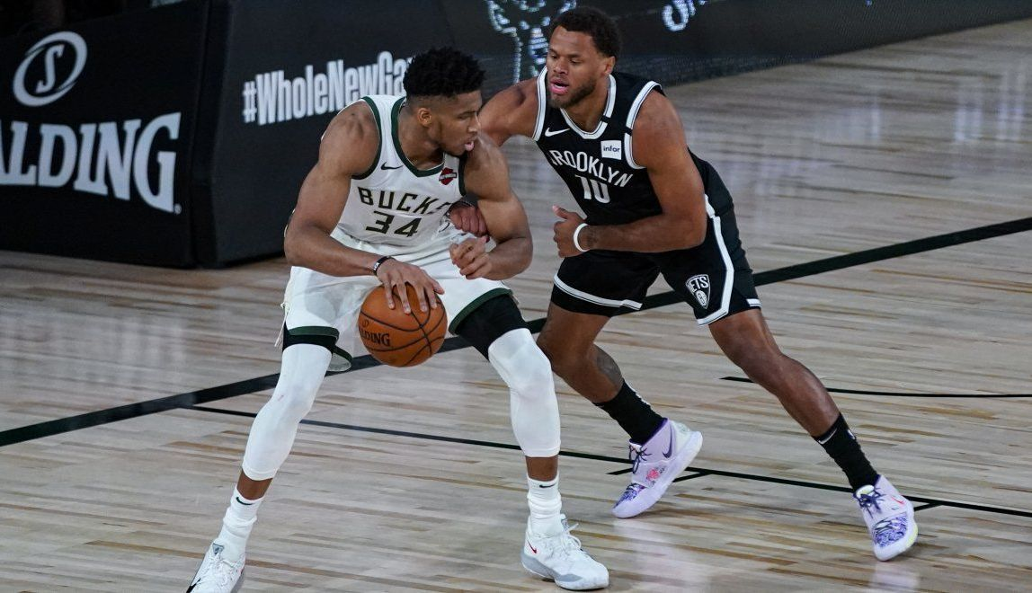 , NBA: Οι Νετς πήραν το ματς-θρίλερ κόντρα στους Μπακς- Εξαιρετικός ο Αντετοκούνμπο με 34 πόντους (βίντεο)