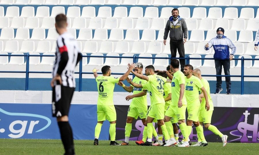 , Super League 2: Γκολ ο Μπαστακός, διπλό ο Διαγόρας- Δύσκολα ο Ιωνικός (αποτελέσματα, σκόρερ, βαθμολογία)