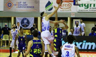 , Basket League: «Πράσινο» το ντέρμπι, ο ΠΑΟ 80-75 την ΑΕΚ