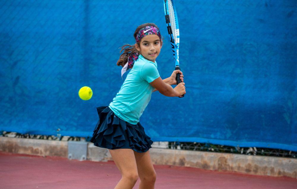 , Τένις: Η Μιχαλοπούλου 2η θέση στο Ε1 της Λάρισας