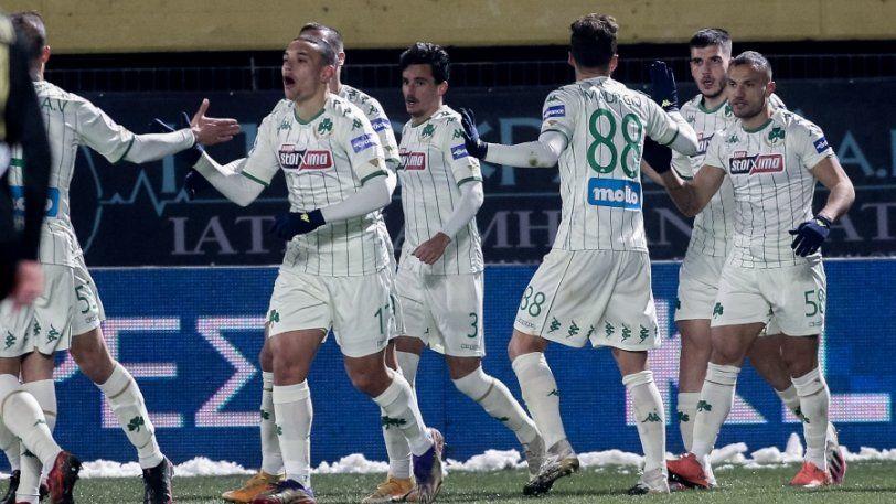 , Η βαθμολογία της Super league: Σταθερά 2η η ΑΕΚ, ξανά στο κόλπο ο Παναθηναϊκός!