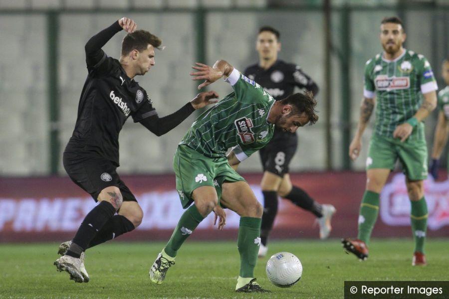 , Παναθηναϊκός – ΟΦΗ 2-0: «Καρέ» νικών το «τριφύλλι»!