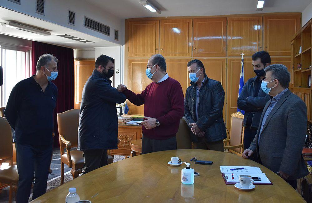 , ΕΠΣ Μεσσηνίας: Ευχαριστεί Νίκα για την ανακατασκευή του Κορδία