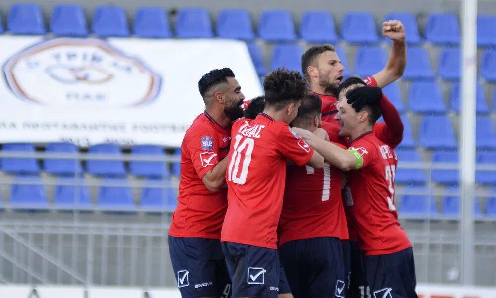 , Super League 2: Κορυφή τα Τρίκαλα – Μοιρασιά στη Λιβαδειά (αποτελέσματα, σκόρερ, βαθμολογία)