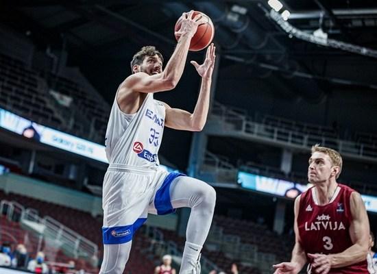 , Ελλάδα-Λετονία 97-94: Φινάλε με νίκη στην παράταση η Εθνική