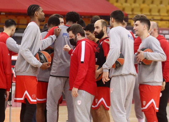 , Euroleague: Για την επιστροφή στις νίκες ο Ολυμπιακός, κόντρα στην ΤΣΣΚΑ Μόσχας