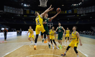 , Euroleague: Ο Παναθηναϊκός τα… χάλασε στο τέλος και ηττήθηκε (74-65) από την Αλμπα στο Βερολίνο