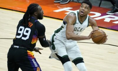, NBA: «Διαστημικός» (47 π.) αλλά μοιραίος ο Γιάννης, 3η σερί νίκη στην παράταση οι Λέικερς (βίντεο)