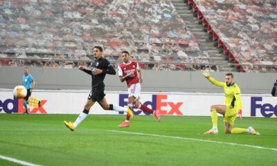 """, Εuropa League: Πρόκριση Άρσεναλ στο Καραϊσκάκη- Στους """"16"""" και ο Άγιαξ (βίντεο)"""