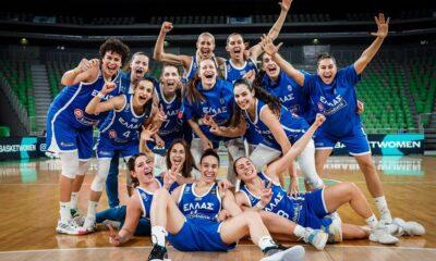 , Εθνική Γυναικών: Νίκη και πρόκριση στο Ευρωμπάσκετ 2021! (βίντεο)