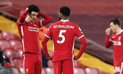 , Πρέμιερ Λιγκ: Σε κίνδυνο και η Ευρώπη για Λίβερπουλ, η Έβερτον 2-0 στο Άνφιλντ (βίντεο)