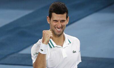 , Australian Open: 9ος τελικός για Τζόκοβιτς!… Οσάκα-Μπράντι στις γυναίκες (βίντεο)
