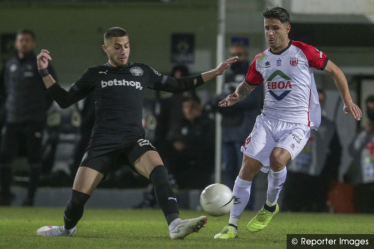 , Super League: Άλωσε το Ηράκλειο ο Βόλος (1-2), βυθίζεται ο ΟΦΗ