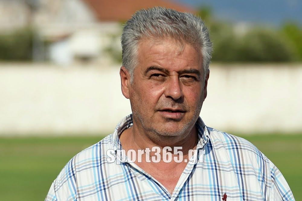 """, Πάμισος Μεσσήνης: """"Να ακυρωθεί η σεζόν, δεν γίνεται να παίξουμε"""", λέει ο Γιώργος Καπερώνης"""
