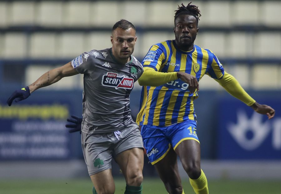 ", Super League: ""Προσγείωση"" για τον Παναθηναϊκό στο Αγρίνιο, 1-0 ο Παναιτωλικός"