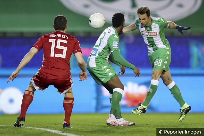 , Super League: Πράσινο το ντέρμπι- Ο ΠΑΟ με 2-1 έσπασε το αήττητο του Ολυμπιακού