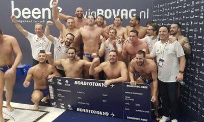 , Πόλο: Δεύτερη θέση στο Ρότερνταμ η Εθνική, νίκη γοήτρου το Μαυροβούνιο στο φινάλε